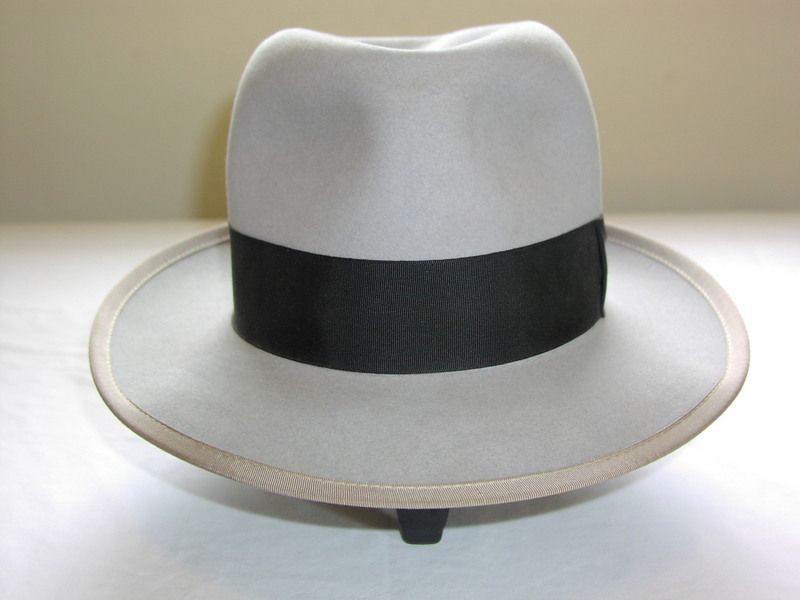 FS Hats  vintage Stetson fedora (small 6 3 4)  45c1b6ce2d3